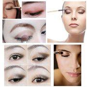 Anself-15-Couleurs-Ombres--Paupires-Palette-Professionnel-Etanche-pour-Femmes-Cosmtique-Couleur-Nacre-Mate-et-Chaud-Spcial-pour-Maquillage-Nude-0-2