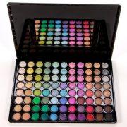 Palette-classique-88-couleurs-ombres-A-paupieres-fard-serie-mat-nacre-maquillage-RETRO-LOVE-brosse-0-0