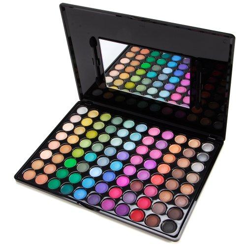 achat palette classique 88 couleurs ombres a paupieres fard serie mat nacre maquillage. Black Bedroom Furniture Sets. Home Design Ideas