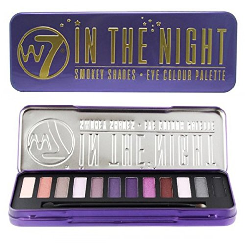 w7-In-The-Night-Palette-Maquillage-de-12-Ombres–Paupires-Pigmentes-et-Sophistiques-156g-0