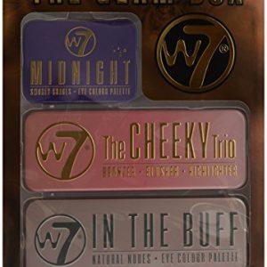 w7-The-Glam-Box-Pack-de-3-Palettes-de-Maquillage-pour-Yeux-Teint-0