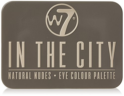 w7Palette-Maquillage-de-6-Fards–Paupires-Nude-In-The-City-Natural-0