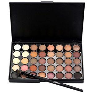 OVERMAL-40-Couleur-Brosse-Set-CosmTiques-Ombre--PaupiRes-Mat-Makeup-Palette-Shimmer-Set-0