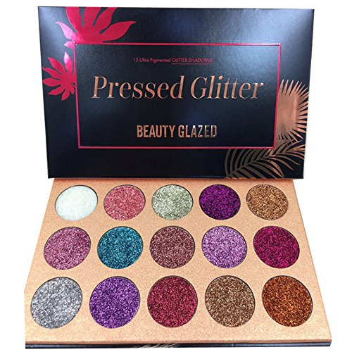 Professionnel-15-Couleur-Smokey-Ombre-Fards–Paupires-Glitter-Shimmer-Impermable-et-Maquillage-Eyeshadow-Palette-0