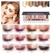 Fard--paupiresCulater-Maquillage-cosmtique-chatoyante-Matte-Naked-12-couleurs-ombre-palette-Sombras-B-0-0
