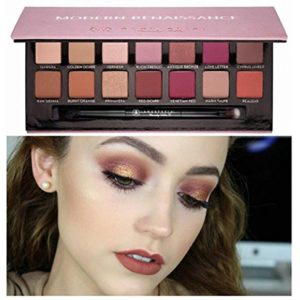 Pallette-Fards--Paupire-modern-Renaissance-14-couleurs-fum-Ombre--paupires-de-maquillage-couleur-chaude-de-Palette-Fard--Paupires-0