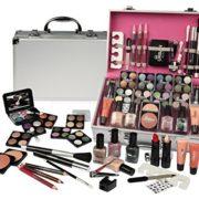 Vanit-Cas-Cosmtique-Beaut-Maquillage-Urban-Beauty-Bo-te-Stockage-Organisateur-60-Piece-0-1