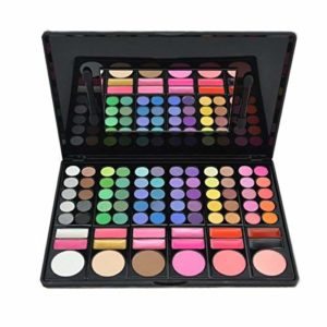 DISINO-Kit-de-Maquillage-Palette-Fard-Ombre--paupires-Cosmtique-Brillant-et-Dynamique-Fards--paupires-Eyeshadow-Makeup-Professionel-78-Couleurs-Motif-3-0