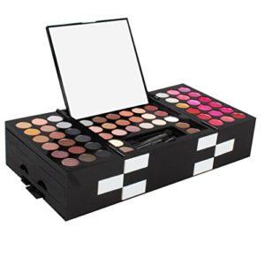 Gracelaza-148-Couleurs-Fard--Paupires-Ombre--Paupire-Palette-de-Maquillage-Cosmtique-Contient-du-Correcteur-Poudre-compact-Brillant--lvres-Fard--joues-Sourcils-Poudre-0