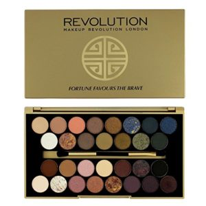 Makeup-Revolution-Fortune-Favours-The-Brave-Eyeshadow-Palette-0