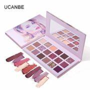UCANBE-La-nouvelle-palette-de-fards--paupires-Nude-18-couleurs-Matte-Shimmer-Glitter-Multi-Reflective-Shades-Teint-Ultra-Pigment-Maquillage-Ombre--Paupires-A-0-1