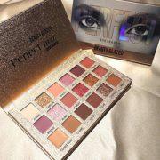 Xshuai-18-couleurs-Fard--paupires-Shimmer-Paillettes-poudre-de-fard--paupires-Palette-Mat-Fard--paupires-Ensemble-de-maquillage-pour-femmes-filles-multicolore-0-1