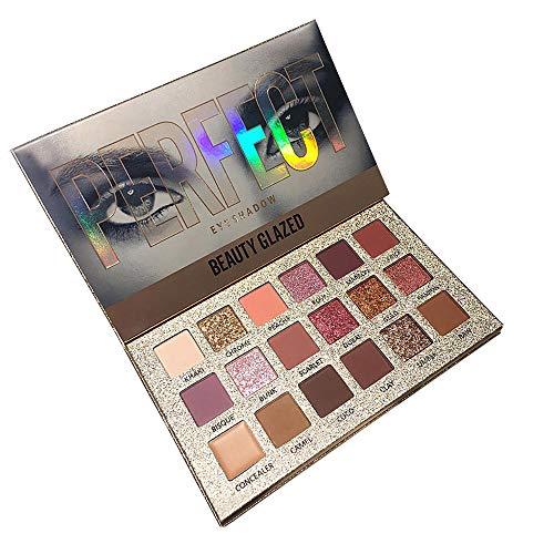 Xshuai-18-couleurs-Fard–paupires-Shimmer-Paillettes-poudre-de-fard–paupires-Palette-Mat-Fard–paupires-Ensemble-de-maquillage-pour-femmes-filles-multicolore-0