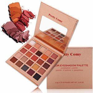 Pretty-Comy-25-Couleurs-Ombre--Paupire-Matte-Shimmer-Waterproof-Durable-Palette-de-Fard--Paupire-Cadeau-Yeux-Maquillage-0