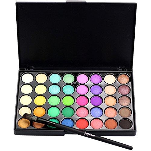 Gaddrt-Cosmtique-Matte-Fard–paupires-Palette-de-Maquillage-Chatoyant-Set-40-Color-Brush-Set-B-0