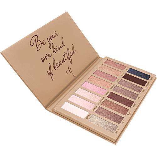 Palette-Fard–Paupire-Maquillage-Yeux-Nude-16-Couleurs-Shimmer-Matte-Ultra-Pigment-Ombre-A-Paupire-0