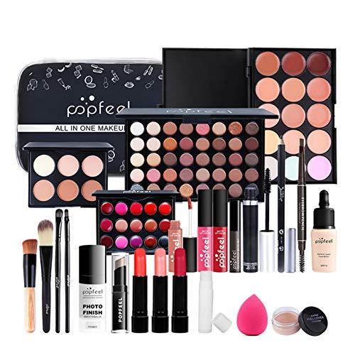 CHSEEA-Kit-de-Maquillage-Complet-Coffret-Cadeau-Coffrets-Maquillage-Trousse-de-Maquillage-Palette-de-Maquillage-Fards–Paupires-Maquillage-de-Mallette-Ide-Cadeau-de-Nol-4-0