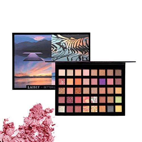 Palette-de-fards–paupires-40-couleurs-Palette-de-maquillage-pour-les-yeux-brillamment-pigmente-et-brillante-mtallise-brillante-Poudre-lisse-colore-impermable-pour-les-femmes-Gift-0